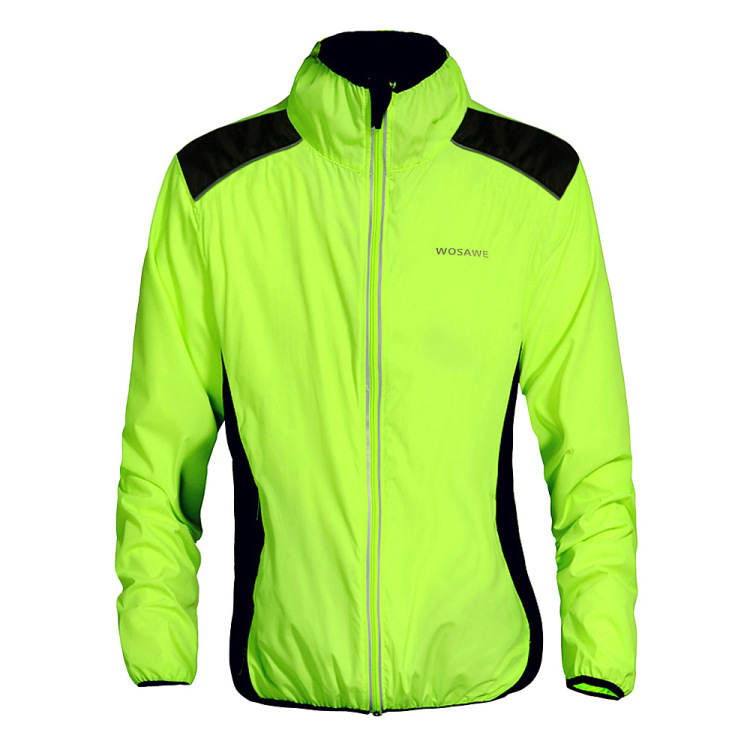 2017 cycling J Lightweight & Windproof & breathable biking riding clothes long and short riding, night riding
