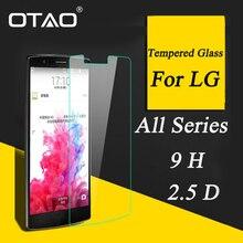Для LG G2 G3 G4 Mini G3 G4 Stylus Дух Закаленное стекло Протектор Экрана Мобильного Телефона 2.5D 0.33 мм 9 H Фильм с Чистки комплекты