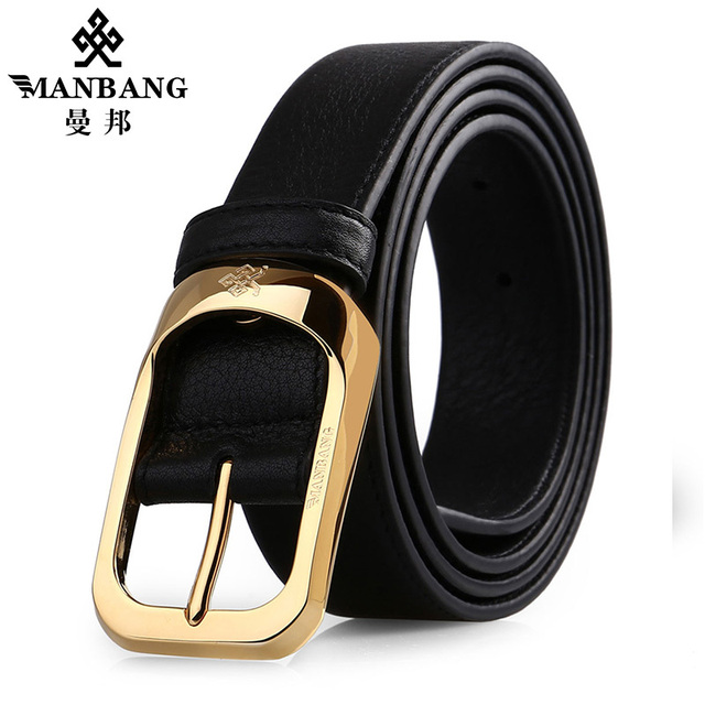 Famous brand designer brands High quality belts for men luxury real leather black straps  Ship0056JSW