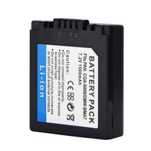 7.2 В 1500 мАч CGA-S006E литий-ионная Цифровая Батарея для камеры для Panasonic DMC-FZ7 FZ8 FZ18 FZ35 FZ28 FZ38 FZ30
