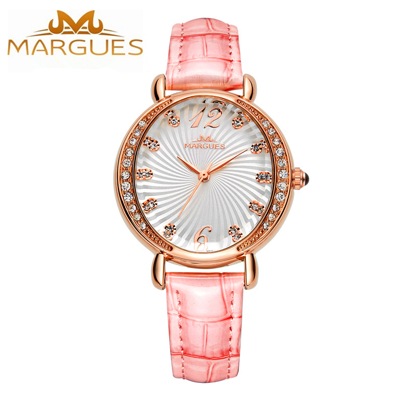 2017 Top Fashion Ladies Quartz font b Watch b font Women font b Dress b font