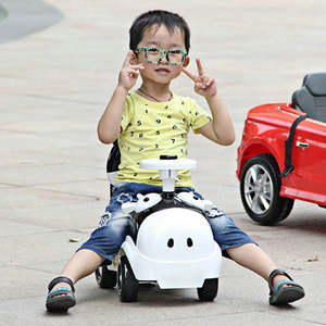 1 Car Vehicle Twisting Riding Walker Baby Ride on