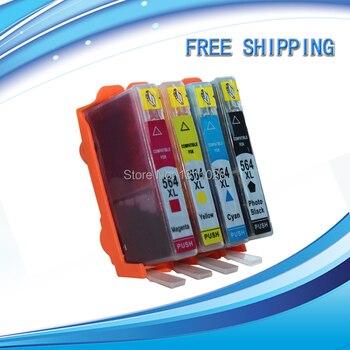 INK WAY 10 Pack 2BK+2SETS compatible inkjet cartridge with chip  for HP685 for hp Deskjet Ink Advantage 3525 4615 4625 5525 6525