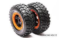Новый внедорожные шины (Размер 230x85 мм) для 1/5 LOSI 5ive t DBXL 5 т Dragon Hammer rc части автомобиля