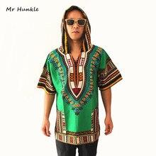 New Design Dashiki Hoodies Loose African Print Dashiki Fabric Hood Cotton Fashion Robe Clothing Kimono for Men