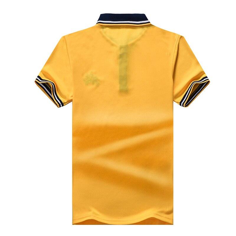 дешево!  TIEPUS новая рубашка поло мужчины хлопок мода вышивка плюс размер 5XL  6XL  7XL  8XL марка поло мужс