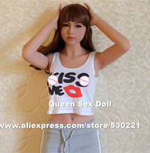 WMDOLL Top quality silicone sex dolls 163cm, full size love dolls, japanese real dolls silicone, vagina anal pussy adult doll
