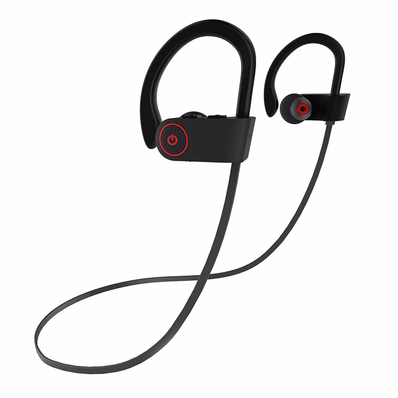 4.1 Wireless Blutooth Headphone Sports waterproof noise reduction earphone Stereo Subwoofer Headset with microphone For Xiaomi