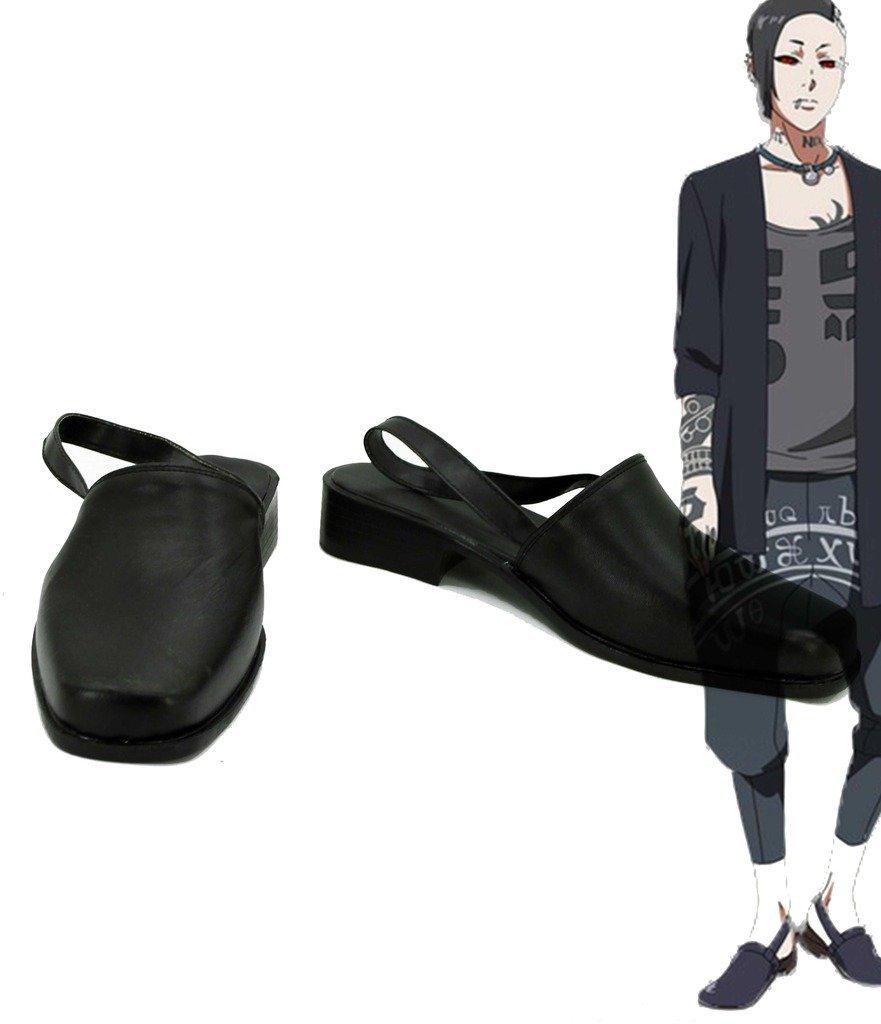 Tokyo Ghoul Anime Uta Cosplay Shoes Boots Custom Made