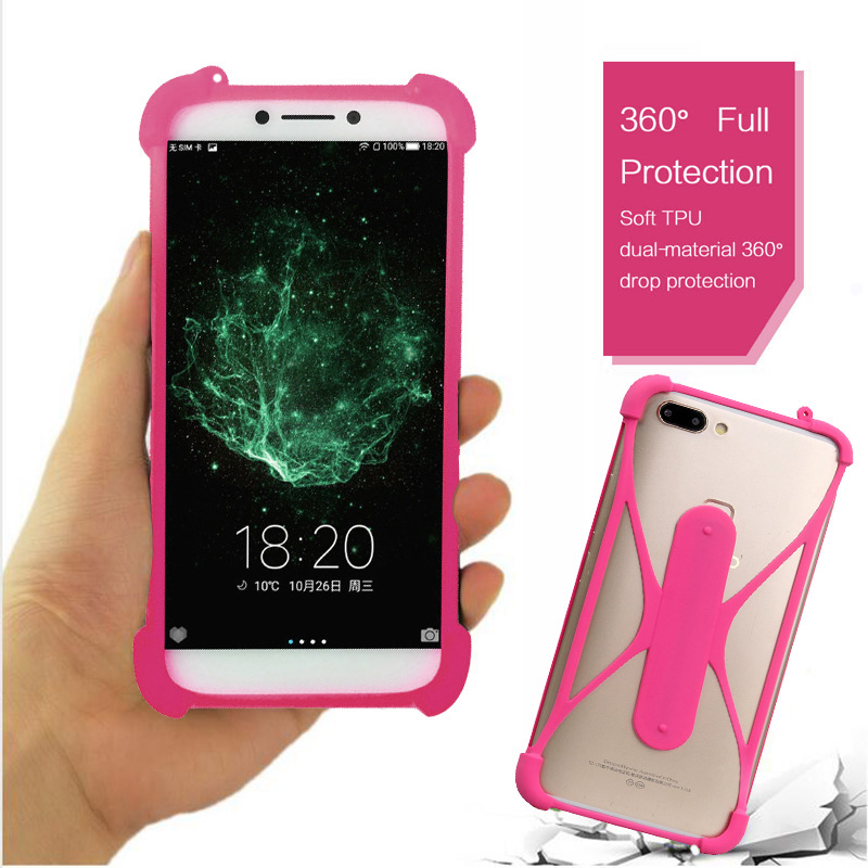 For Huawei P9 Lite 2017 Case Silicone Pouch Cover Universal Soft TPU Phone Case For Huawei Y541 u02 Funda