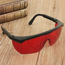 High Quality 2pcs Protection PC Goggles Laser Safety Glasses Eye Spectacles Protective Adjustable