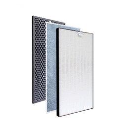 For Sharp KI-GF70-N FX EX100 Air Purifier Heap Filter KI-GF70FH +Actived Carbon FilterKI-GF70XD+ Formaldehyde Filter KI-GF70XV