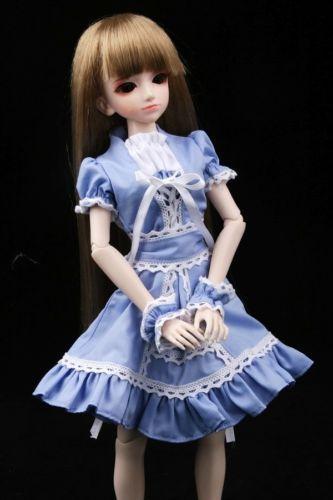 [wamami] 129# Blue Dress/Suit 1/3 SD DOD DZ BJD Dollfie