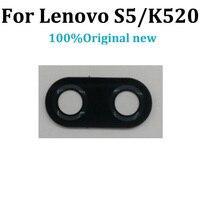 الأصلي لينوفو S5 الإسكان الخلفي الكاميرا الخلفية الزجاج عدسة لينوفو K520 الكاميرا الخلفية الزجاج لينوفو S 5 استبدال إصلاح