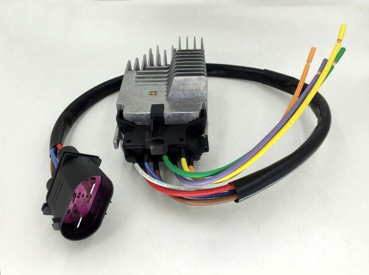 MODULE de commande de ventilateur de radiateur pour AUDI A4 A4 CABRIO 8E0959501AG 8E0959501AB