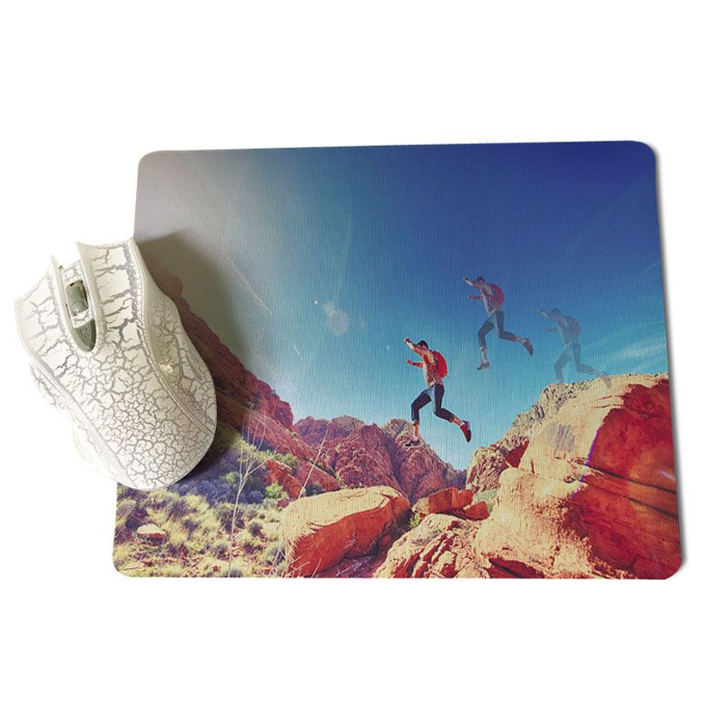 MaiYaCa People Straddling Under The Blue Sky Silicone Pad to Mouse Game Size for 25X29cm Gaming Mousepads