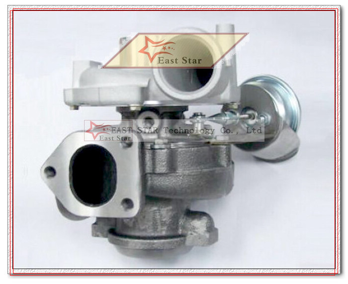 Free Ship GT2556V 454191-5015S 454191-0012 454191 Turbocharger Turbo For BMW 530D E39 730D E38 1999-05 M57D M57 D30 3.0L 193HP image