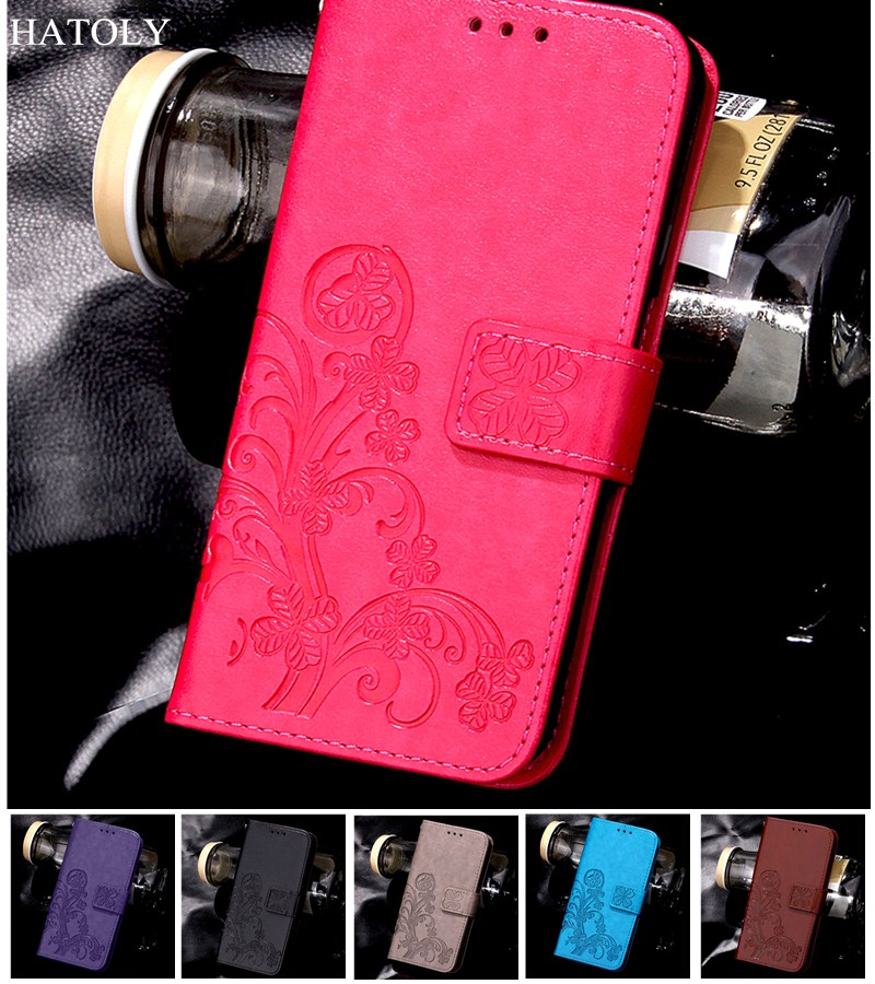 For Cover Wiko Lenny3 Case Wallet Leather Flip Stand Cover For Wiko Lenny 3 Soft Silicone Bumper Phone Bag Case For Wiko Lenny 3 in Wallet Cases from Cellphones Telecommunications