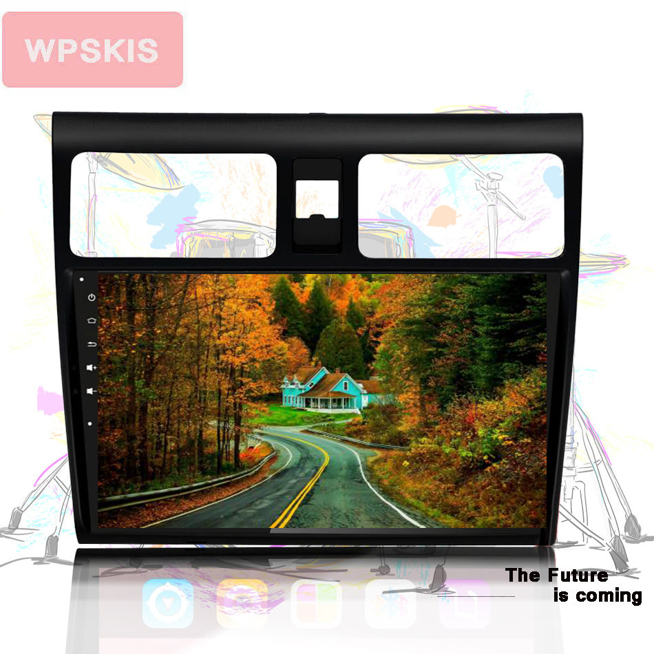 For SUZUKI SWIFT 2004-2010 car gps navigation music radio media unit pc tablet tape recorder with 3/4g lte CarPlay android 10.0