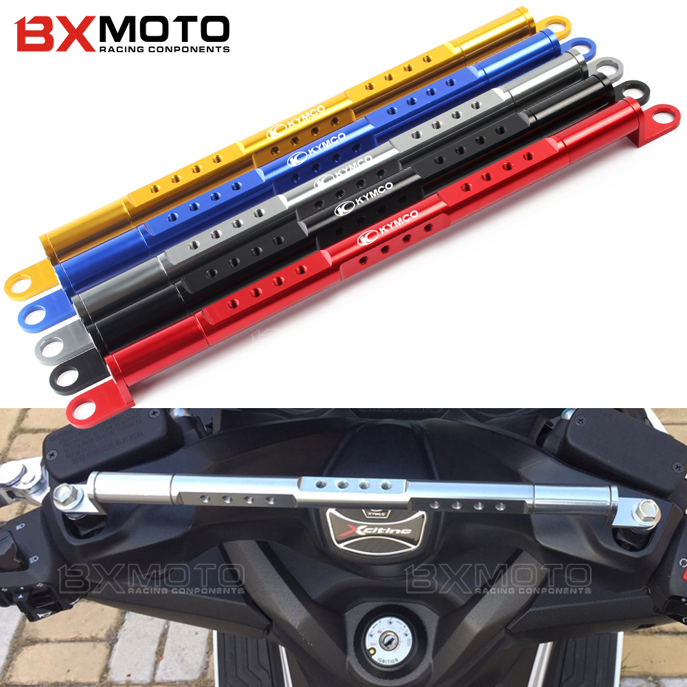 Aluminum Motorcycle balance lever Steering Damper For KYMCO Downtown 300i 350i XCITING 250 300 500 CK250T