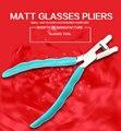 matt eyeglasses pliers different model  ,adjust bridge of nose pad accessories,eyewear part glasses tool Q009