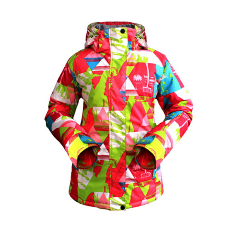 Winter Women Ski Jacket Waterproof Windproof Ski Wear Skiing Jacket Female Breathable Warm Snowboard Sport WearWinter Women Ski Jacket Waterproof Windproof Ski Wear Skiing Jacket Female Breathable Warm Snowboard Sport Wear