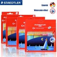 Staedtler Color Pencil Drawing Set 12 24 36 48 Colored Pen Safe Non Toxic Watercolor Pencils