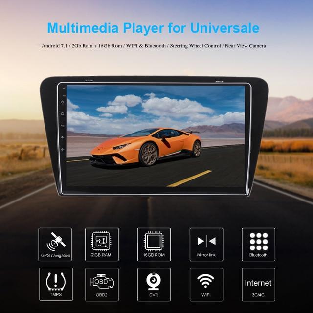 android stereo head unit for skoda octavia 2014 2015 2016 2017