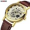 DOOBO Wristwatches Fashion Casual Wrist Watch Men Top Brand Luxury Male Clock Quartz Watch For Men