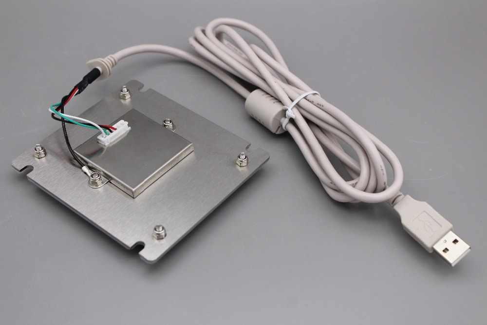 IP65 100% 防水屋外キーボードステンレス鋼工業用キーボード 12 キーマトリックス金属キーボード電話キーパッド