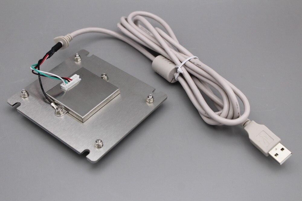 Teclado IP65 100% impermeable teclado de acero inoxidable teclado - Periféricos de la computadora - foto 6