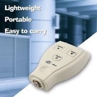 Benetech GM210 0 1800um Mini Digital Mini Coating Film Iron Thickness Gauge Car Meter Paint Tester Galvanized Testing