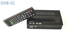 De Radiodifusión de Vídeo Digital HDMI Full HD DVB-S2 Satélite BISS Clave HDTV DVB-S/Mpeg4 Set Top Box Receptor de TV Por Satélite