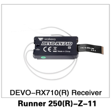 F16492 Runner 250 advance drone Quadcopter Part DEVO-RX710(R) Receiver Runner 250(R)-Z-11