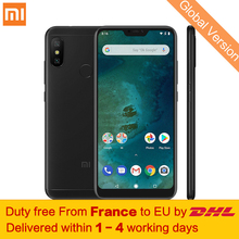 Ücretsiz vergi! Küresel Sürüm Xiao mi mi A2 Lite 4 GB 64 GB cep TELEFONU 5.84