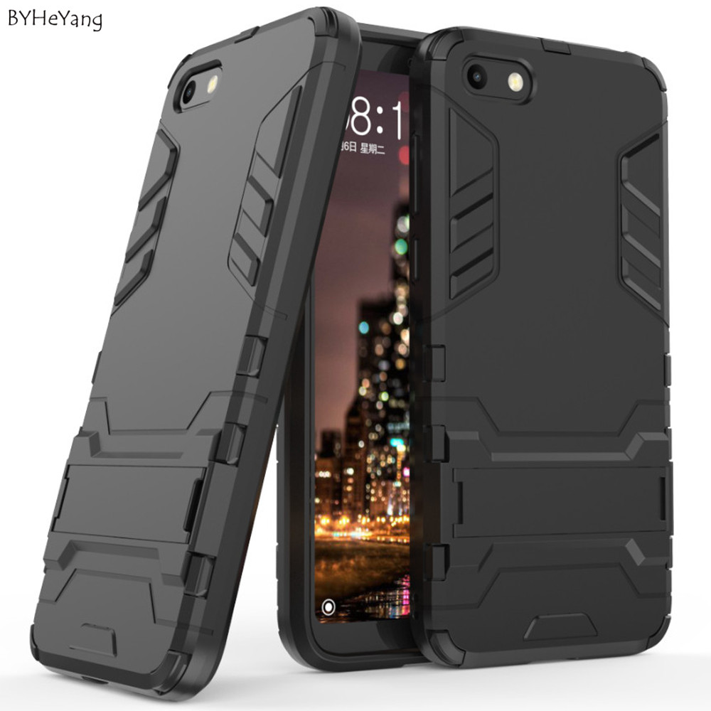 BYHeYang For Huawei <font><b>Honor</b></font> <font><b>7A</b></font> Russia Version Case on for Huawei <font><b>Honor</b></font> <font><b>7A</b></font> 7 A <font><b>DUA</b></font>-<font><b>L22</b></font> Case 5.45 inch Hybrid Armor Shockproof shell image