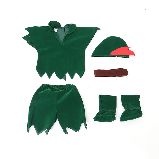 Cute Peter Pan Party Costume