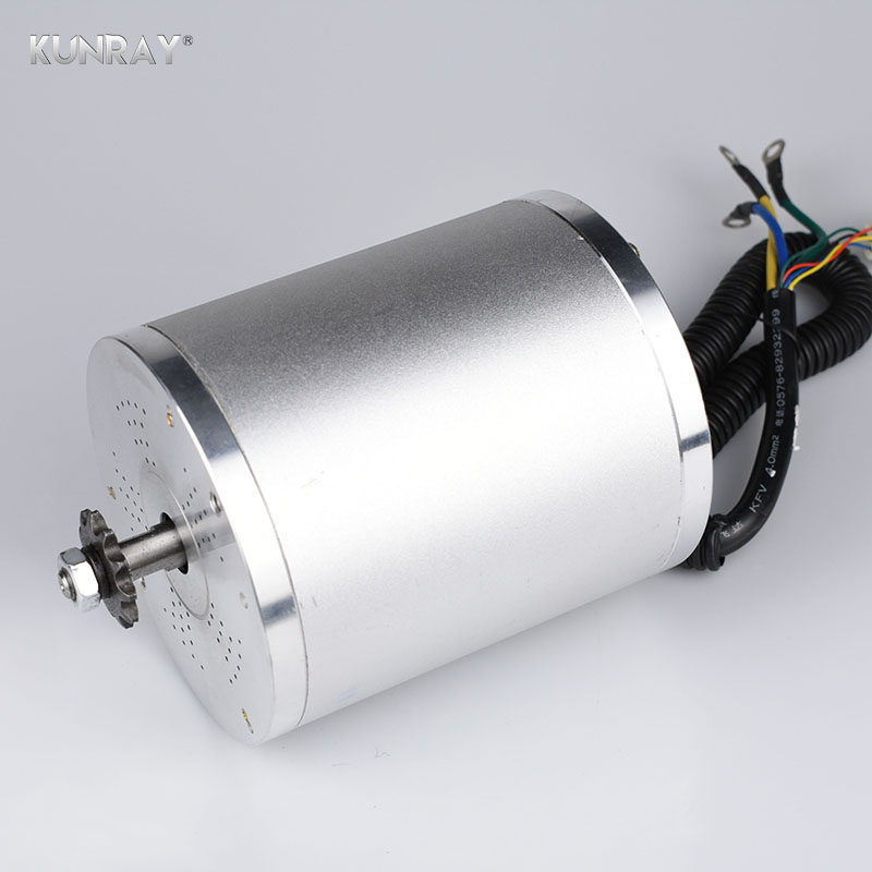 1600w 48v bldc brushless motor high speed mid drive for High speed brushless dc motor