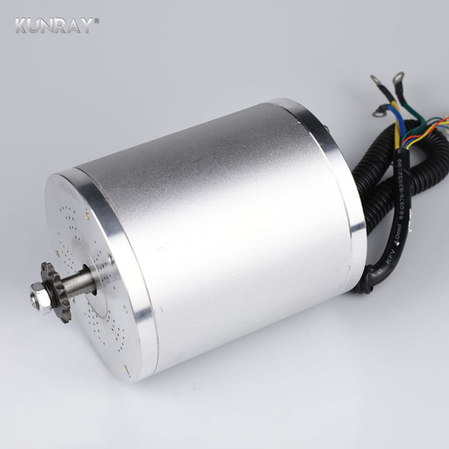1600w 48v bldc brushless motor high speed mid drive