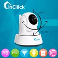 InCliick Wireless 960P IP Security Camera WiFi IP Home Camera Pet/Baby Monitor Surveillance Dog Camera Easy QR CODE Scan Connect