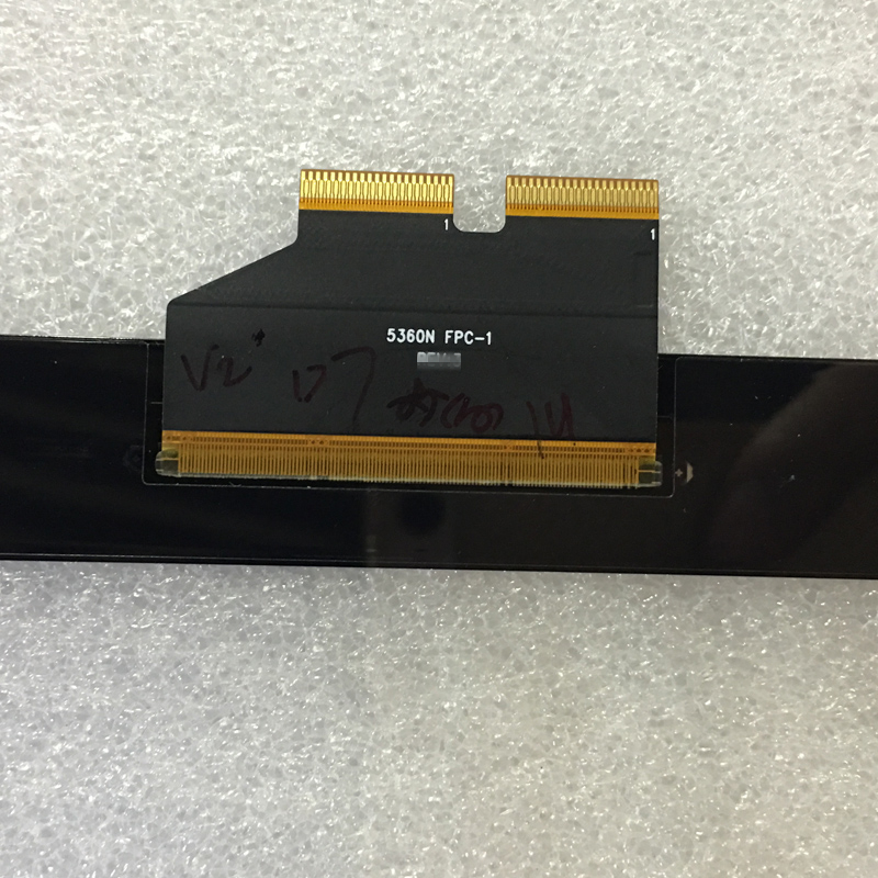 HP 5360N FPC-1 REV: 3/2/1/4 10.1-дюймдік қара түсті - Планшеттік керек-жарақтар - фото 2