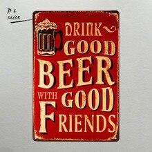 Drink Theme Decorative Sign