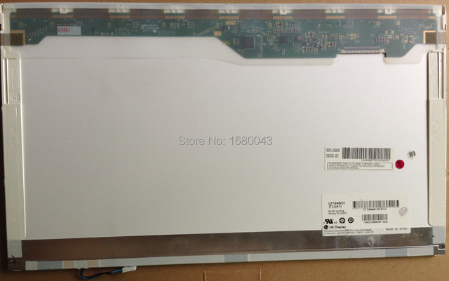 "Envío Gratis LP164WD1 TLA1 (TL) (A1) 16.4 ""pantalla lcd + + hd glossy portátil para sony vaio vgn-fw series vpcf12f4e pcg-81212m 1600*900"