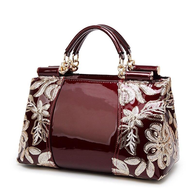 bordados mulheres sacolas bolsos de Tipo : Candy Handbags