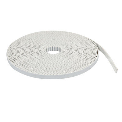 10T5 5mm Pitch 10mm Width Machine Timing Belt White 10m Length фантастика история ppt