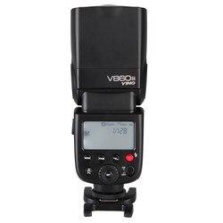 Godox V860N szybko I-TTL HSS V860 lampy błyskowej Speedlite akumulator litowo-jonowy Flash dla Nikon D80 D90 D3100 D3200 D5100 D5500 D5300 D7000