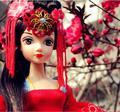 Kurhn Doll Chinese Ancient Bride Dolls Tang Dynasty Bride Toys For Girl Gift Kids Children Birthday Gift