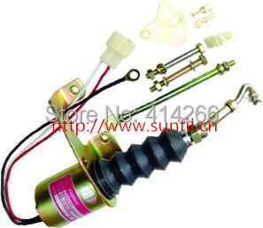 ФОТО Wholesale Shutdown solenoid 1751ES SA-3742-12 for RSV,12V,3pcs/lot