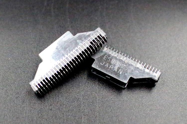 2pcs Shaver Replacement Razor Shaver ES9852C Cutters For Panasonic ES-RW30 ES4001 ES4025 ES4027 ES4033 ES4105 ES4813