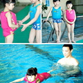 Clear Stock Child Kids Swimming Floating Life Swimwear Swim Vest Buoyancy Aid Jacket Life Jackets Free Shipping